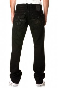 Mens Rock Revival Jeans Cheap