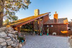 "Frank Sinatra's ""Secret"" Mountain Home Is Still on Sale  - HouseBeautiful.com"