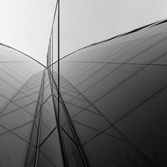 Architectural Photography, Facade Architecture, Light And Shadow, Light Photography, Cool Eyes, Amazing Places, Geometry, Monochrome, The Good Place