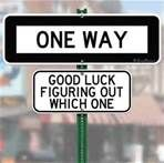 funny street signs - Bing Images