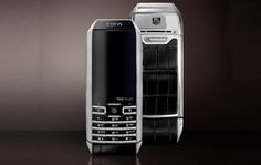 TAG Heuer launches luxury phone with 'perpetual power reserve' BY DANIEL COOPER APRIL 4TH 2014 the company is merely harnessing Wysips' transparent solar panel, which shoves a clear photovoltaic cell between the glass and LCD elements of the display
