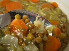Food, Lentil Soup, Carrot Soup, Kale, Orange, Cook, Quartos, Recipes, Soups
