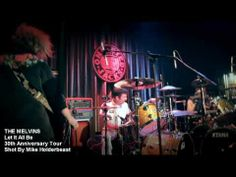 """▶ MELVINS - """"Let It All Be"""" (30th Anniversary Tour) 2013"""