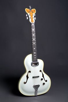 Royale archtop guitar