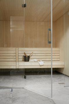 Read the web click the highlighted link for more alternatives ~ hot sauna Sauna Kits, Sauna Ideas, Sauna Design, Spa Rooms, Steam Room, Amazing Bathrooms, Modern Bathroom, Interior Architecture, Living Spaces