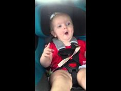 """Katy Perry: the foolproof solution to making your crying baby smile. 