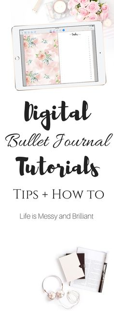 digital planner digital bullet journal how to digital planner how to digital bullet journal how to goodnotes how to iPad planner Digital Bullet Journal, Bullet Journal Contents, How To Bullet Journal, Bullet Journal Printables, Bullet Journals, Planner Layout, Journal Layout, Planner Ideas, Work Planner