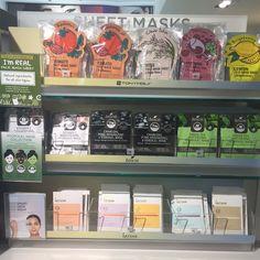 Featuring Karuna sheet masks in  the Herald Square, Manhattan NY Sephora store! #KarunaSkin