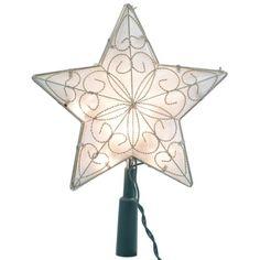 Kurt Adler 10 Light Indoor UL Star Treetop - http://www.fivedollarmarket.com/kurt-adler-10-light-indoor-ul-star-treetop/