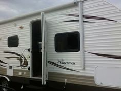 Pull up trailer by coachmen