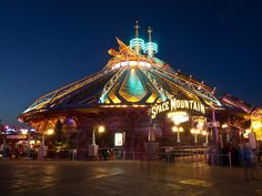 Space Mountain: Mission 2 (Disneyland Paris) | 18 Truly Magical Disney Attractions You Can't Ride In The United States