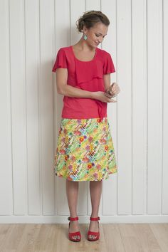 Ethical Fashion, Overlays, Bouquet, Summer Dresses, Skirts, How To Make, Shopping, Tops, Skirt