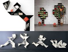 creative and coolest shelves