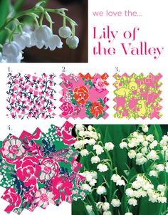 Lily of the Valley.  One of my most favorite flowers . . . love the fragrance ♥