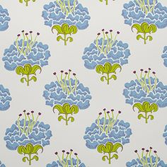 Katie Ridder Wallpaper - Peony Buy To-the-Trade Only www.maisonce.com