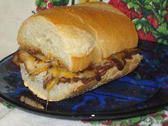 BBQ Cajun Turkey Melt