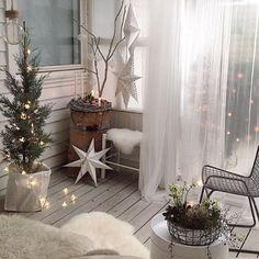 Merry Christmas, Christmas Porch, Christmas 2015, Christmas Deco, White Christmas, Christmas Crafts, Me Toque, Saloon, Shabby Vintage