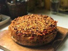 Spagetti torta a tökéletesség jegyében Spagetti Recipe, Muffin, Pie, Favorite Recipes, Meals, Dishes, Cooking, Breakfast, Ethnic Recipes