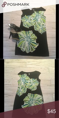 💐London Times💐Stunning Shift Dress!! NWOT!🌺🌻🌸 So Cute!! So Comfy!' Wrinkle Free, always Perfectly Polished! London Times Dresses