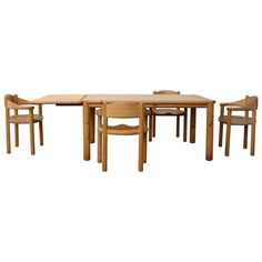 1000 Ideas About Pine Dining Table On Pinterest Dining