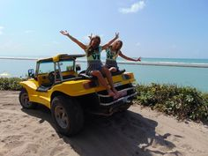 Go Brazil, Jeri, Beach Poses, Buggy, Foto Pose, Beach Pictures, Places To Go, Photo Editing, Explore