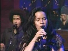 Natalie Merchant - Build A Levee