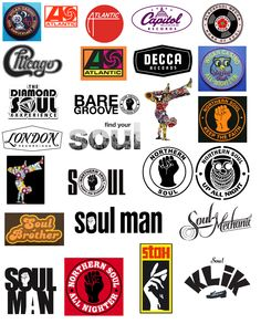 More logos, badges & decals to choose from. Strange Gifts, Weird Gifts, Music Humour, Soul Clothing, Soul Singers, Capitol Records, Northern Soul, Keep The Faith, Soul Music