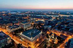 Belgrade, Serbia Panorama