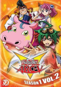 Yu-Gi-Oh Arc V: Season 1 - Vol 2