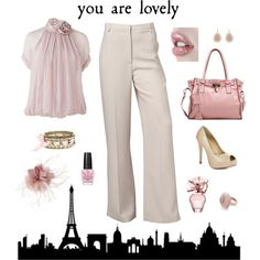 """""""You Are Lovely"""" by enjoime on Polyvore"""
