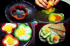 Cocina 33: Reinventa tu desayuno: una forma divertida y creativa de hacer los huevos!