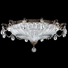 Buy the Schonbek Midnight Gild Direct. Shop for the Schonbek Midnight Gild Milano 4 Light Wide Flush Mount Ceiling Fixture with Golden Teak Swarovski Crystals and save. Crystal Wall, Ceiling Fixtures, Interior Paint Colors, Schonbek, Crystal Ceiling Light, Painting Bathroom, Diy Shades, Interior Paint, Ceiling Lights