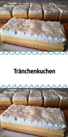 Tränchenkuchen Last week was exhausting. There were two birthday parties so I was allowed to bake for the guests again. I baked this tear cake baked desserts without baking (pudding in the glass) and Tart Recipes, Cheesecake Recipes, Cupcake Recipes, Baking Recipes, Snack Recipes, Dessert Recipes, Mini Desserts, Fall Desserts, No Bake Desserts