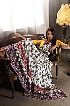 Global Desi block print dress