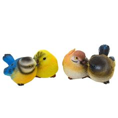 Oiseaux décoratifs (par 2)