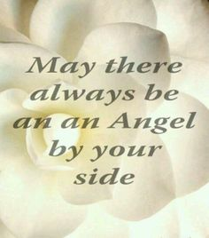 ANGEL QUOTE for my children-remember you always have angels watching over you:)