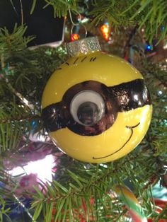 DIY: Nerdy Christmas Ornaments | Crafts for Very Awesome Girls ...