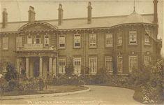 Edmonton Military Hospital, c.1917