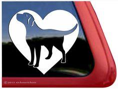 Love Labrador Retriever Vinyl Window Auto Decal Sticker NickerStickers http://www.amazon.com/dp/B00CYO7DDC/ref=cm_sw_r_pi_dp_QbhVub1131MJ3