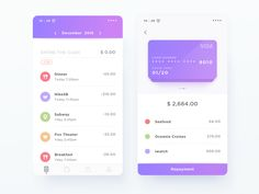 Credit Card Checkout by Yvonne Fung
