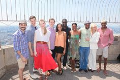 June 8, 2011: Broadway Visits the 86th Floor Observatory