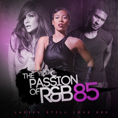 DJ Triple Exe - The Passion Of R&B 85
