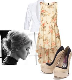 """""""Spring"""" by emily-princess ❤ liked on Polyvore"""