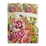 Ginette Fine Art Mille Fleurs Sheet Set Lightweight   DENY Designs Home Accessories