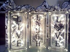 Glass Block Craft Ideas | Personalized Glass Blocks | Craft Ideas