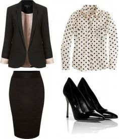 Chic Style: The Perfect Suit for Your Body - Office Outfits Business Professional Dress, Professional Dresses, Business Casual Outfits, Office Outfits, Business Fashion, Classy Outfits, Business Attire, Office Wardrobe, Business Formal