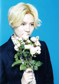 Lee Taemin. I love his hair