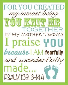 Bible Verse  Baby Wall Art by BoshaCards on Etsy, $6.50