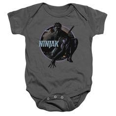 Crouching Ninjak