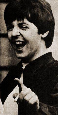 Paul McCartney Was Such A Cutie